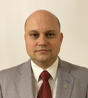 Blaž Banič, The President of Lions Club Ljubljana 2020/2021